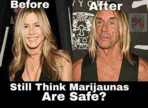 Dank, Memes, and Reddit: YAfter  Before  TANS  Still Think Marijaunas  Are Safe? Take notes guys by lolo_aylmao FOLLOW 4 MORE MEMES.