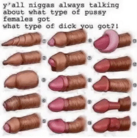 Repost cus this is jokes ahaha: y'all niggas always talking  about what type of females got  what type of dick you got? Repost cus this is jokes ahaha