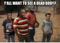 Be Like, Football, and Memes: Y'ALL WANT TO SEE A DEAD BODY?  @NFL MEMES Janoris Jenkins be like... https://t.co/xKDHr6sHHT