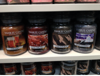 """Target, Tumblr, and Yankee Candle: YANKEE CANDLE  YANKEE CANDLE  TANKEE CANDLE  America's Best Loved Candle  America's Best Loved Candle  America's Best Loved Candle  America's Best Loved Candle  MM. BACON  CAMOU FİACH  MAN TOWN  ON TA  NET WT 22 oz (623g)  NET WT 22 oz (623g  NET WT 22 Oz (623g  NET WT 22 Oz (6230)  KEE CANDl  YAI  KEE CAN  NKEE CAND  YANKEE  트.CANDLE. im-the-batmann:I'm assuming """"Man Town"""" smells like balls"""