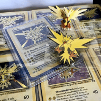 "Zapdos ⚡️ check out these pins from @company151store link to buy these in my bio ! ⚡️⚡️⚡️ pokemon pokemonmoon pokemonsunandmoon pokemonsun pokemonx pokemony pokemonsnap pokemonxyz pokemonfan pokemoncards pokemonmaster pokemonxy pokemonfanart pokemoncommunity tumblr japan art picture video pikachu instagram pokemonmemes pokemoncenter instagram art videogame 90s hoenn kalos unova sinnoh johto: Yapdos  90HP  Zapdos  erode  쑈e  ⑩ ⑩ Thunder Flip a  Zapdos does 30 dam  4D困  de) Thunderbolt D  cards attached to  weakness  Zapd  ing enormous lightning bolt.  ©2002  Mes. Kate Suginors  厂  ngthS's"".  acoin. If tails, 60  Electric Pokémon. Length: 5' 3"",Weightll6lbs  Thunderstorm For each of your  opponent's Benched Pokémon, flip a coin.  lf heads, this attack does 20 damage to  that Pokémon. Don't apply Weakness and  for Benched Pokémon.) Then,  mes the Zapdos ⚡️ check out these pins from @company151store link to buy these in my bio ! ⚡️⚡️⚡️ pokemon pokemonmoon pokemonsunandmoon pokemonsun pokemonx pokemony pokemonsnap pokemonxyz pokemonfan pokemoncards pokemonmaster pokemonxy pokemonfanart pokemoncommunity tumblr japan art picture video pikachu instagram pokemonmemes pokemoncenter instagram art videogame 90s hoenn kalos unova sinnoh johto"