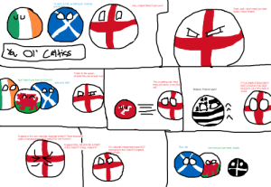 England, Run, and Yeah: Ye aren' a Celt, ye daft punk. Cannae  just do that  Hey, chaps! Mind if I join you?  Yeah, well, I don't need you utter  twats, I have Wales!  Ol Ceties  Traitor to the queen...  at least they are actual coun-  Aye! Haye'e yoe herd of crymu!!  This is getting sad. Next  thing you know, a non-Brit  will..  welcome, lad!!  IT'S A DAMN FRENCHIE!!!  ISN'T EVEN IN THE BRIT  ISLES!!!! CELTICS ARE A  Bonjour, France says!  JOKE  England is it's own culturally seperate entity!!! Three thousand  years of development NOT WASTED ON YOU!!!!  England WILL NEVER BE A PART  of the Celts!!!! G'day, mates!!!!  I'm culturally independent and NOT  belonging to the Celts!!!! England  ill remain...  Run, lad.  Trecommend yae hade, duade  C<< England vs. The Celts