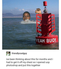 https://t.co/SlhOoVIjcw: YEAH BUOY  friendlycoolguy  ive been thinking about this for months and i  had to get it off my chest so i opened uop  photoshop and put this togehter https://t.co/SlhOoVIjcw
