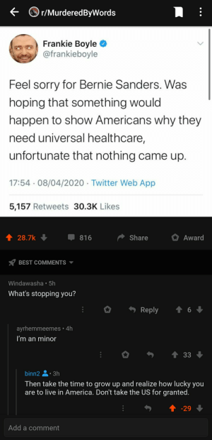 Yeah disrespect for our country is getting out of hand on Reddit.: Yeah disrespect for our country is getting out of hand on Reddit.