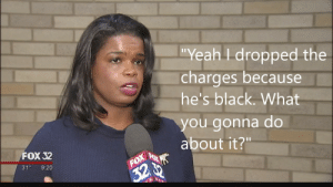 """Radio, Soon..., and Yeah: """"Yeah I dropped the  charges because  he's black. What  ou gonna dO  about it?""""  FoX 32  31 9:20 Fox Radio reported they want to appoint a """"special prosecutor"""" to look into why Kim Foxx dropped 16 counts against Jussie Smollett. Soon we're going to need Extra-Special Prosecutors to investigate the special prosecutors."""