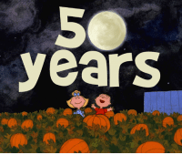 It was 50 years ago today when It's the Great Pumpkin, Charlie Brown premiered in 1966. Which Peanuts character is your favorite?: years It was 50 years ago today when It's the Great Pumpkin, Charlie Brown premiered in 1966. Which Peanuts character is your favorite?