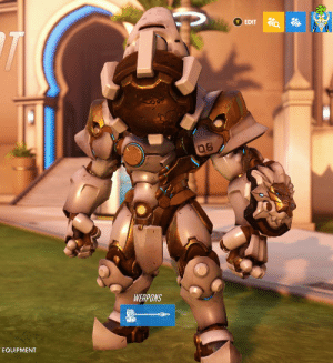 Say It, How To, and How: YEDIT  WEAPONS  EQUIPMENT I don't know how to put this here, so I'm just going to say it: HAMMERHEAD REINHARDT
