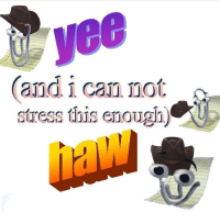 Yee, MeIRL, and Stress: yee  (and i can not  stress this enough) meirl