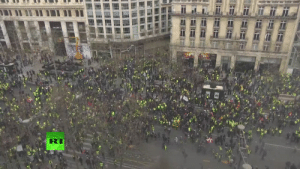 Dank, Protest, and Paris: Yellow Vests protest in Paris, Act 18 (Part 2)