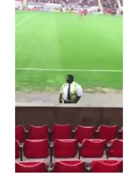 Beautiful, Girls, and Memes: Yeovil fans singing 'Beautiful Girls' to a steward who looked like Sean Kingston😂🎤 TB