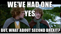 Scotland and Northern Ireland Now: YES,  BUT WHAT ABOUT SECOND BREXIT?  memegenerator.net Scotland and Northern Ireland Now