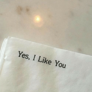 i like you: Yes, I Like You