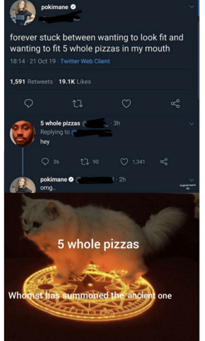 Yes, it's 5 whole pizzas speaking… by allyn-_-gracious MORE MEMES: Yes, it's 5 whole pizzas speaking… by allyn-_-gracious MORE MEMES