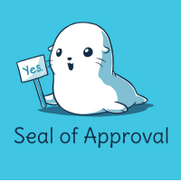 Seal: Yes  Seal of Approval