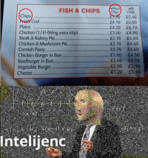Yes, the chips without chips. by GeneralTaho MORE MEMES: Yes, the chips without chips. by GeneralTaho MORE MEMES