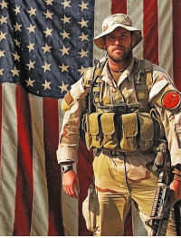 Birthday, Life, and Memes: Yesterday was his Angel Birthday. Please help me honor Navy SEAL LT Michael Murphy who selflessly sacrificed his life during Operation Red Wings. Rest Easy Warrior 🇺🇸 https://t.co/IBhseYo5FS