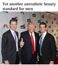 Memes, Beauty Standards, and 🤖: Yet another unrealistic beauty  standard for men SO TRUE