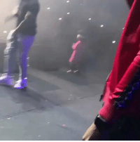 Cleveland, Daughter, and Lucci: YFN Lucci out in Cleveland rockin the stage with his daughter! 😁👍💯 @YFNLucci https://t.co/QbvQ8FkQQo