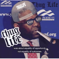 @allenbwest spitting 🔥 on these snowflakes. The original deplorable is back.: Yhug Lite  OUNG AMERICAS  af.org  was about equality of opportunity  not equality of outcomes. @allenbwest spitting 🔥 on these snowflakes. The original deplorable is back.