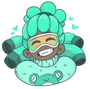 Tumblr, Blog, and Doodle: ymia-rambles:  Lucio will forever be my fav Little doodle before i go to bed  Please dont tag as kin Also avaible as a print!:https://www.redbubble.com/people/ymia/works/29485309-andes-lucio?asc=uref=recent-owner