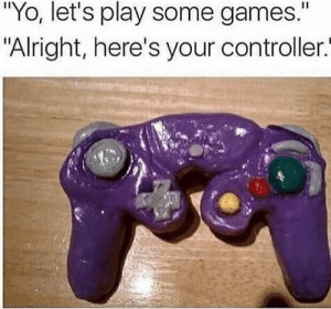 "Yo, Games, and Alright: ""Yo, let's play some games.""  ""Alright, here's your controller. When you are the younger sibling"