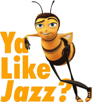 Barry Bee Benson making one last appearance before the end of the decade: Yo  Like  Jazz? Barry Bee Benson making one last appearance before the end of the decade