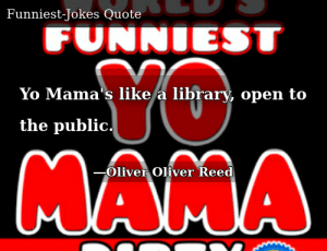 Yo Mama Jokes For Adults