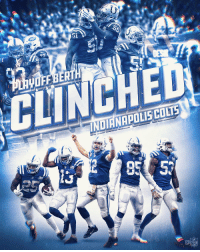 Indianapolis Colts, Memes, and Indianapolis Colts: YOFF BER  INDIANAPOLIS COLTS See you on Wild Card Weekend, @Colts! #NFLPlayoffs  #Colts https://t.co/isau9Ji5or