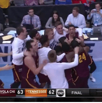 No.11-seed LoyolaChicago upsets No.3-seed Tennessee to move onto Sweet 16! 🏀🙌💯 @HouseOfHighlights WSHH: YOLA CHI 63 3TENNESSEE 62  FINAL No.11-seed LoyolaChicago upsets No.3-seed Tennessee to move onto Sweet 16! 🏀🙌💯 @HouseOfHighlights WSHH