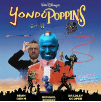 Blockbuster, Disney, and Lmao: yoNpdPop PINS  ONDUPoppl  THePARTYneRDZ  SEAN  MICHAEL  BRADLEY  GUNN  C  BOOKER  COOPER Yondu Poppins!!!! (Once you see the movie... You'll get the reference) lmao 😂😂😂 GUARDIANS of the GALAXY 2 was 😱 💯💯💯😩😢!! 🎤Our Partynerdz FULL GUARDIANS of the GALAXY 2 REVIEW PODCAST is THIS TUESDAY NIGHT at 6:45 on Wildfireradio!!! guardiansofthegalaxy2 gotg2 yondu disney marypoppins cartoon lol hilarious savageaf nochill starlord ego gamora rocketraccoon nebula goodmorning movies blockbuster marvel groot drax avengers iamgroot thanos nerdmeme jamesgunn