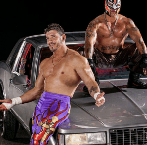 You've been fooled instead of a meme it was really the Latino heat eddie guerrero and Rey Mysterio: You've been fooled instead of a meme it was really the Latino heat eddie guerrero and Rey Mysterio