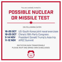 25 best you are cordially invited memes invitation memes you are party politics and sunglasses you are cordially invited to possible nuclear or missile stopboris Choice Image