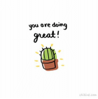 Some motivational mini cacti for you all! :D cute cactus cacti motivation inspiration motivational workethic study chibird art motivation inspiration: you are doin  great!  ch bird com Some motivational mini cacti for you all! :D cute cactus cacti motivation inspiration motivational workethic study chibird art motivation inspiration