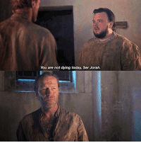 [7.02] I believe in you Sam! 🙏🏻😩 • thesevenhells7x02: You are not dying today, Ser Jorah.  THE  SEVEN  HELLS [7.02] I believe in you Sam! 🙏🏻😩 • thesevenhells7x02