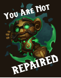 You Are Not Repaired: You ARE NOT  REPAIRED You Are Not Repaired