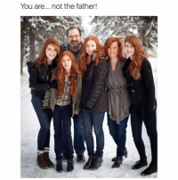 You are  not the father!  Oa Damn Maury
