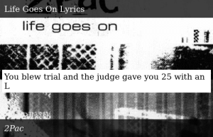 2Pac-All Eyez on Me-Life Goes On
