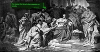 History, Julius Caesar, and Travel: You cannot fast travel when enemies are  nearby  TAT
