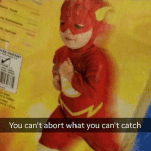 : You can't abort what you can't catch