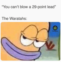 "ffs 🤦🏻‍♀️🤦🏽‍♂️ rugby waratahs crusaders superrugby: ""You can't blow a 29-point lead""  The Waratahs:  RUGBY  MEMES  nstagram ffs 🤦🏻‍♀️🤦🏽‍♂️ rugby waratahs crusaders superrugby"