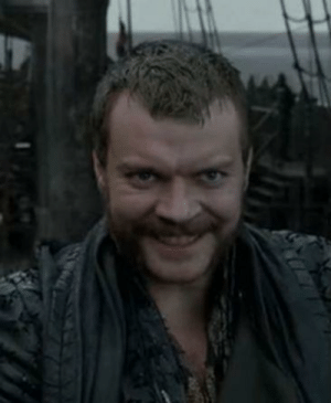 Doctor, Sonic, and You: You can't convince me Euron Greyjoy isn't Doctor Eggman from Sonic