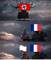 France, Germany, and Nazi: You can't defeat me  I know, France surrenders to Nazi Germany (1940 Colourised)