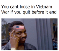 -Dragonlord-: You cant loose in Vietnam  War if you quit before it end -Dragonlord-