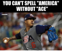 """George Washington, Abraham Lincoln, and now Marcus Stroman  #LegendsNeverDie  #Respect #USA: YOU CAN'T SPELL """"AMERICA""""  WITHOUT """"ACE""""  @MLBMEME George Washington, Abraham Lincoln, and now Marcus Stroman  #LegendsNeverDie  #Respect #USA"""