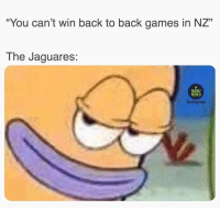 """Haha 😏😏😏🇦🇷 rugby jaguares superrugby: """"You can't win back to back games in NZ""""  The Jaguares:  RUGBY  MEMES  Instagawm Haha 😏😏😏🇦🇷 rugby jaguares superrugby"""