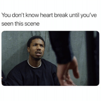 Facts, Funny, and Break: You don't know heart break until you've  seen this scene Facts. RIP Oscar Grant FruitvaleStation