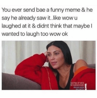 LOL relationships are so lame that's exactly why I'm single... unless someone hot wants to date me then I be like ok sure... 🤷🏼‍♀️ (add my other ig @violetbens0n): You ever send bae a funny meme & he  say he already saw it.like wow u  laughed at it & didnt think that maybe l  wanted to laugh too wow ok  EPING UP WITH  BRANO NEW LOL relationships are so lame that's exactly why I'm single... unless someone hot wants to date me then I be like ok sure... 🤷🏼‍♀️ (add my other ig @violetbens0n)