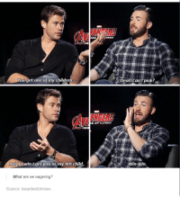 Children, Humans of Tumblr, and What Ares: You get one of my children...  AA  but if  I get you as my 4th child.  What are we wagering?  Source: beardedchrisev.  TMON  Deal! Can pick?  Win-win.
