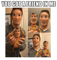 Never realized how high Woody looked till this guy face swapped with him...lol: YOU GOTA FRIEND NME Never realized how high Woody looked till this guy face swapped with him...lol