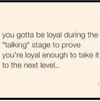 Dating talking stage